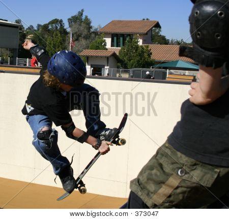 Skateboard Fun