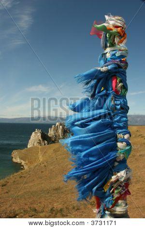 Ritual Burayt Pillar-Obo
