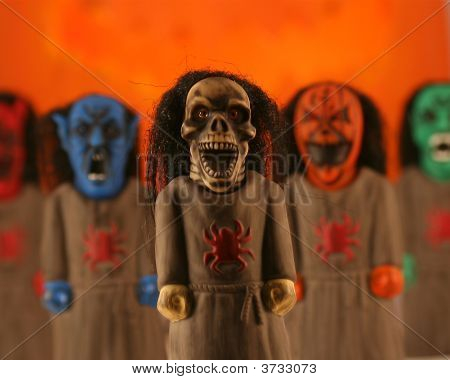A Gang Of Ghouls