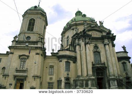 Church In The Lviv