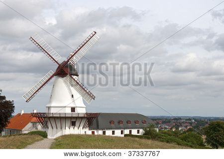 The Windmill At Dybbol