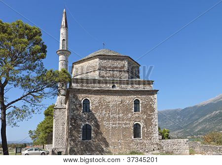 Fethiye Mosque at Ioannina city in Greece