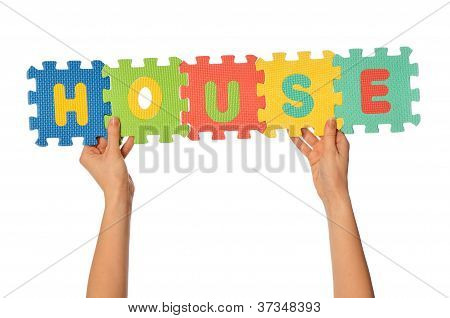 the word house