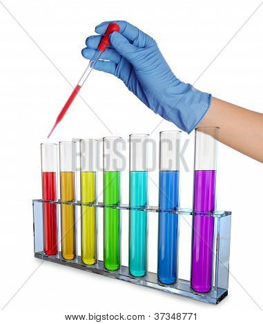 chemical test
