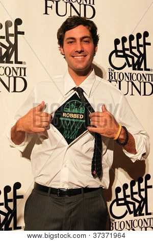 NEW YORK-SEPT. 24: Comedian Jeff Dye attends the 27th annual Great Sports Legends Dinner for the Buoniconti Fund at the Waldorf-Astoria on September 24, 2012 in New York City.