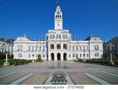 Arad Townhall, Roménia, Europa
