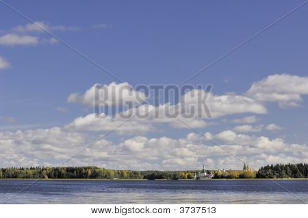 Valday Iverskiy Sviatoozerskiy Bogoroditskiy Monastery
