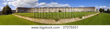Royal Cresent In Bath