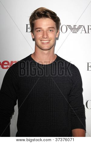 BEVERLY HILLS - SEP 27:  Patrick Schwarzenegger at the Teen Vogue's 10th Anniversary Annual Young Hollywood Party on September 27, 2012 in Beverly Hills, California