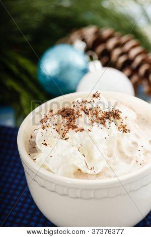 Hot Chocolate Beverage