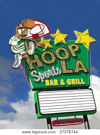Hoop-La Sports Bar and Grill