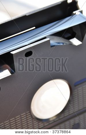 Video Cassette Tape