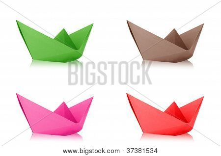 Paper Boat Collection
