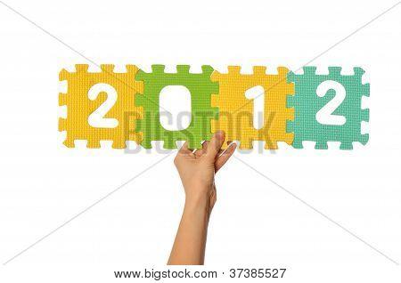 digits 2012