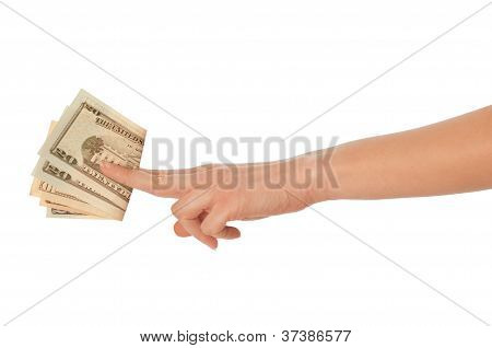 dirty dollars money