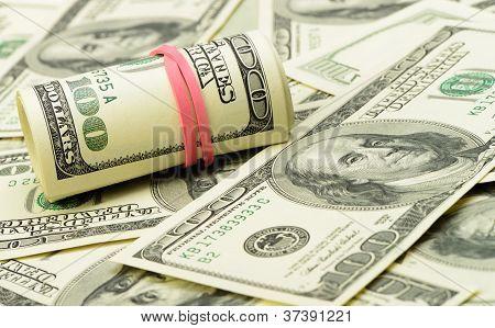 Rolls Of Dollars
