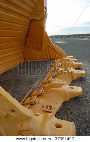 Big Gold Mine Shovel