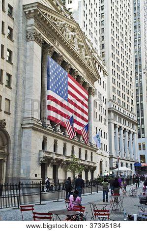 Stock Exchange View