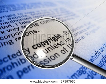 copyright in focus