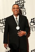 NEW YORK-SEPT. 24: Former baseball player Tony Perez attends the 27th Great Sports Legends Dinner fo