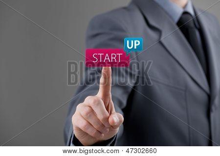 Conceito de negócio da Startup