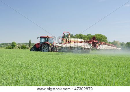 Agriculture - Plant Protection