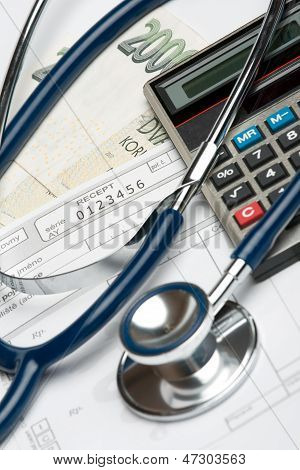 Health Financing Concept