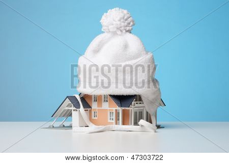 Aislamiento térmico de la casa