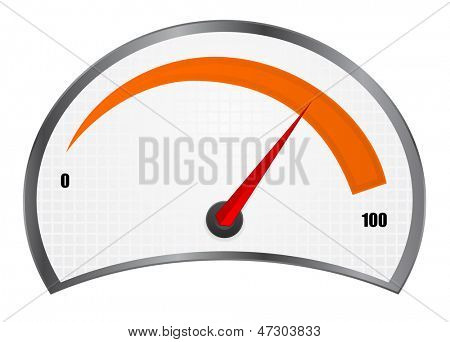 connection download speedometer icon