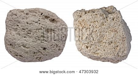 Pumice Collage