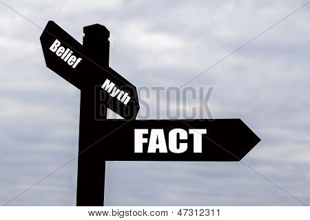 Scientific Fact Signpost.