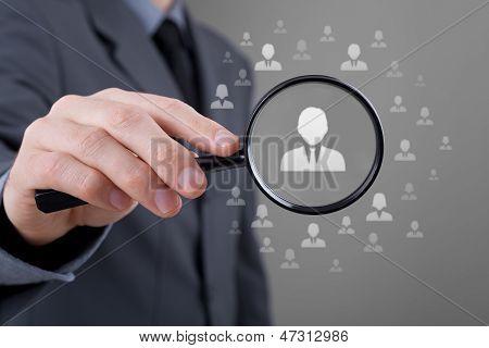 Human Resources und Crm