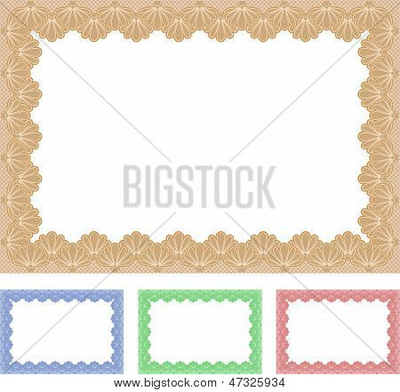 Decorative Ornate Frame