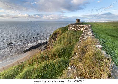 Coastline With Castlerock (mussenden Temple)