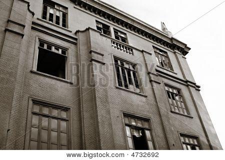 Old Building Facade