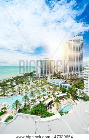 Miami beach overview