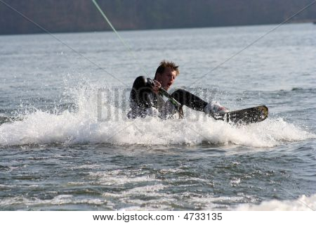 Wakeboard Fall