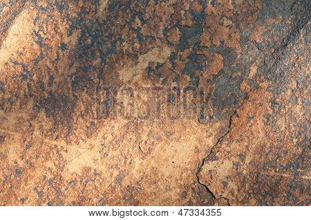 Texture Of Flagstone / Sandstone