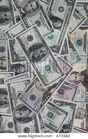 Dollar Bills Money Background