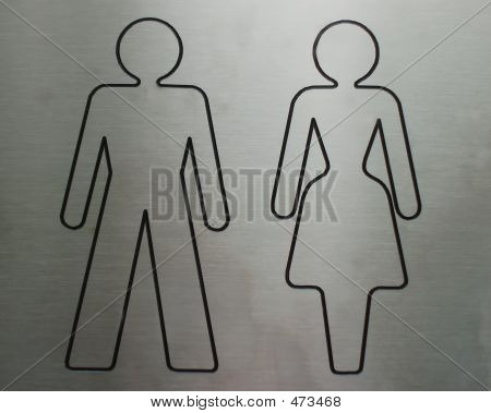 Symbol For Toilet