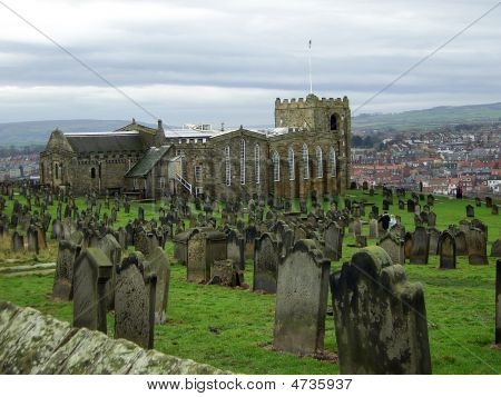 Saint Mary's Church,whitby,north Yorkshire