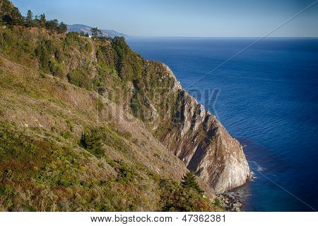 Cliffs Of Big Sur