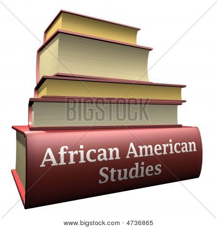 Education books - African American Studies