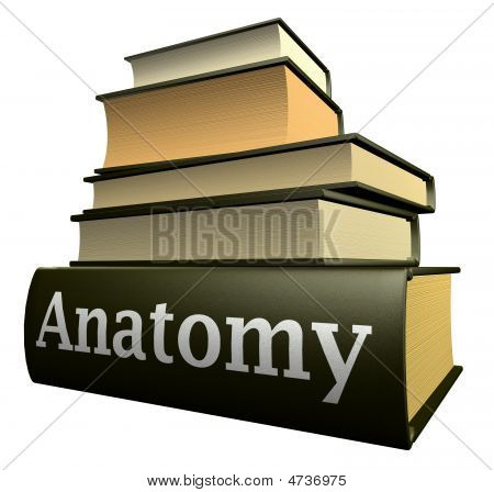 Education books - anatomy