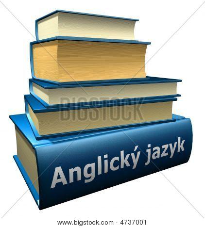 Several education books - anglický jazyk