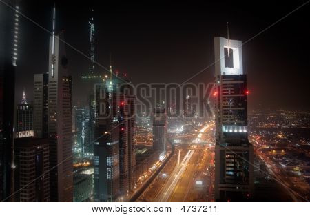 Cityscape Of Dubai
