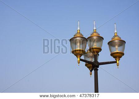 Lâmpada de rua II