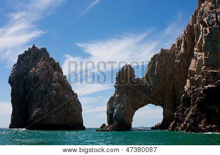 Arch at Cabo San Lucas
