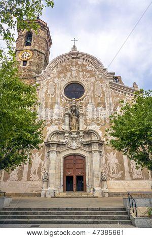 Iglesia de Sant Marti Sant Celoni