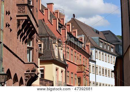 Gables of Freiburg